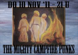 111110 MIGHTY CAMPFIRE PUNKS