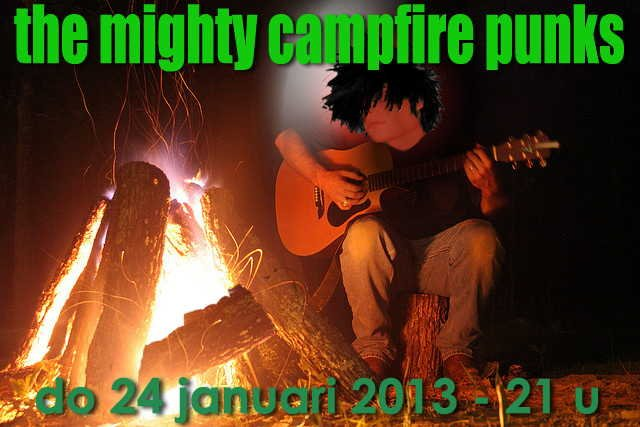 130124 mighty campfire punks